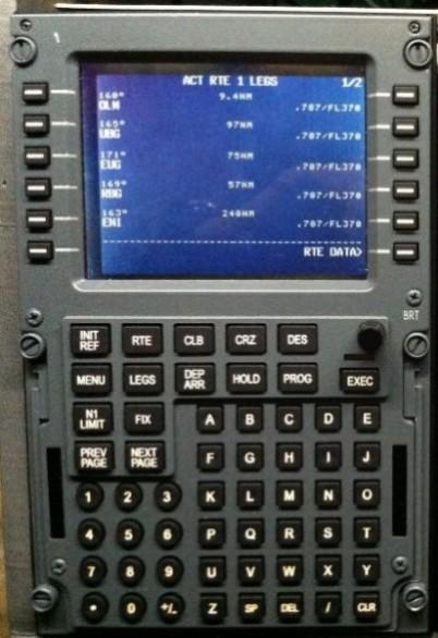 CDU - sim737ng